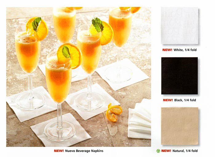 Fashn Point Dinner & Beverage Napkins